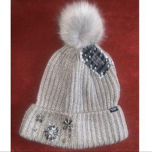 Winter Pom-Pom hat